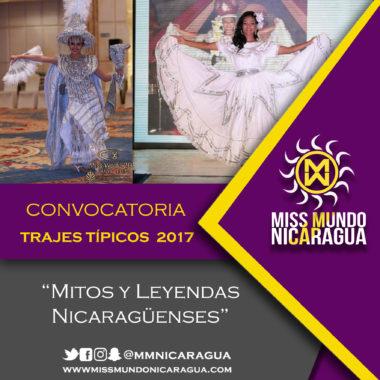 Trajes Nacionales 2017  DOS